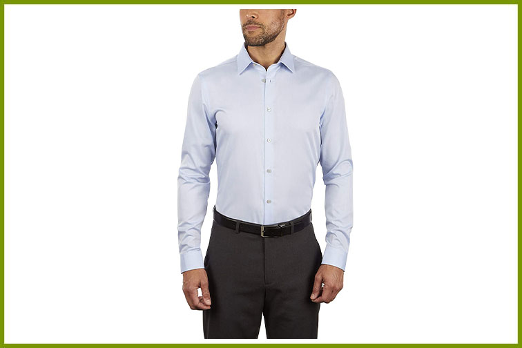 Calvin Klein Mens Shirt; Courtesy of Amazon
