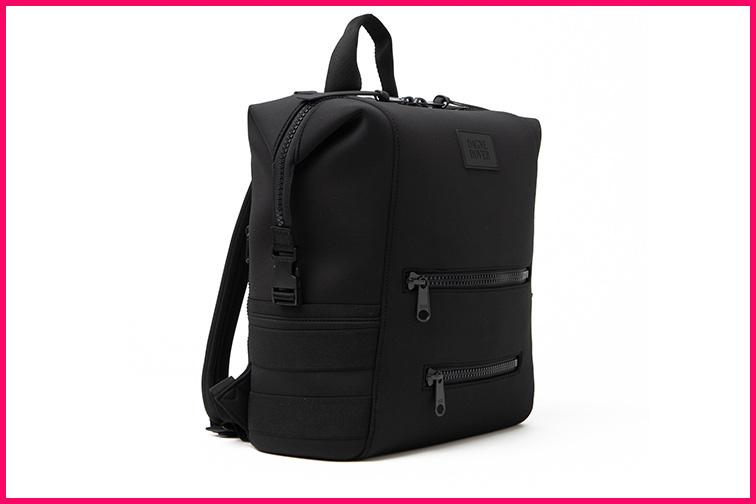 Dagne Dover Indi Diaper Bag Backpack; Courtesy Dagne Dover