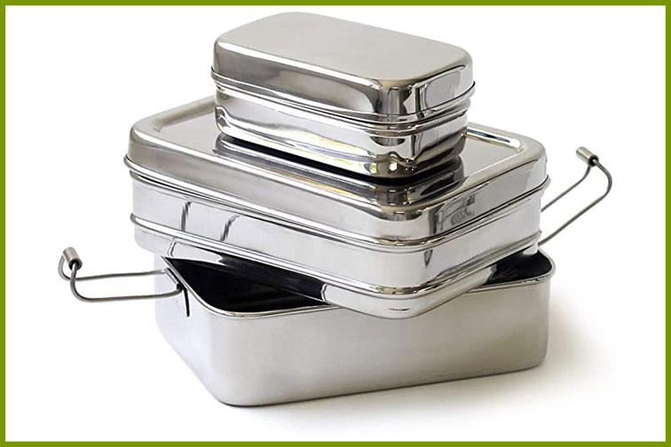 Eco Lunch Box; Courtesy of Amazon