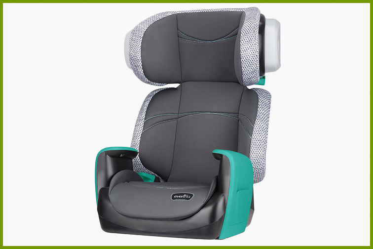 Evenflo Spectrum 2-in-1 Booster Seat; Courtesy Amazon