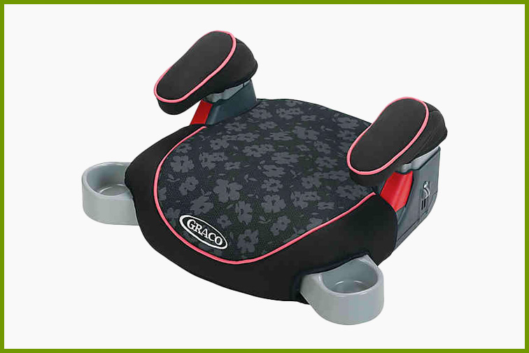 Graco TurboBooster Backless Booster Car Seat ; Courtesy buybuyBaby