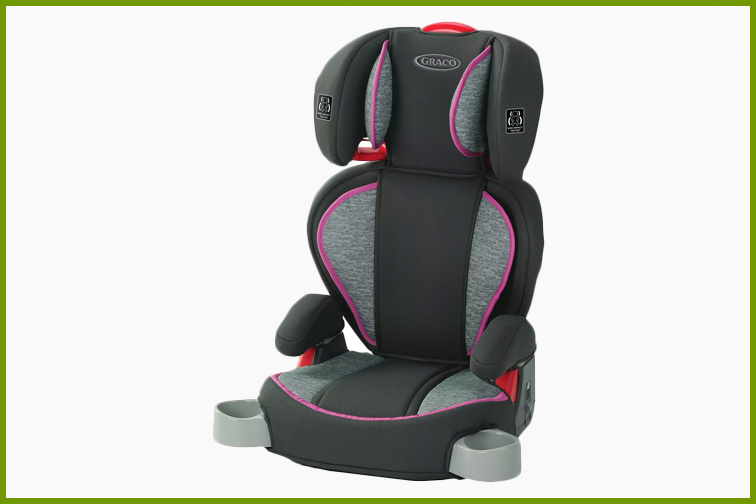 Graco TurboBooster Highback Booster Seat; Courtesy  Target