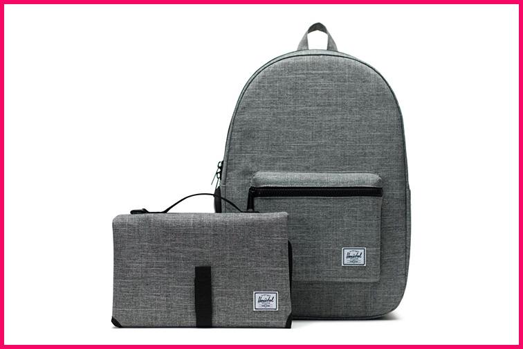 Herschel Settlement Sprout Backpack; Courtesy Herschel