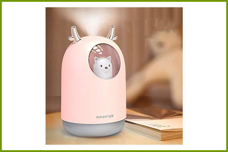 Hopeme Cool Mist Humidifier; Courtesy Amazon