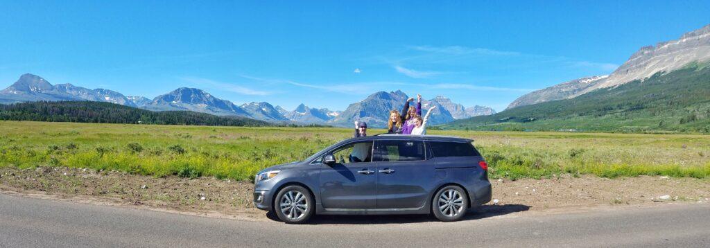 Panoramic Road Trip Photo; Courtesy of Jeff Bogle