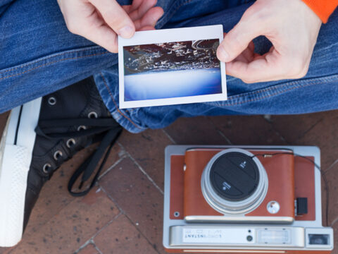 Instant Camera; Courtesy of Twenty20
