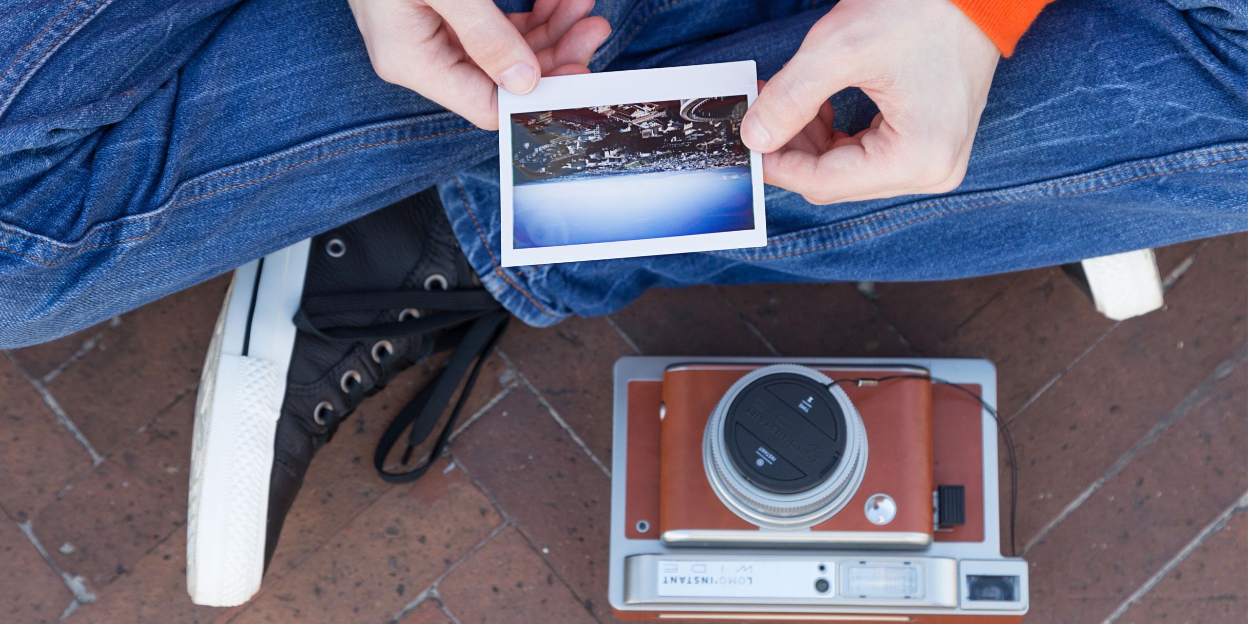 Instant Camera; Courtesy of Twenty20