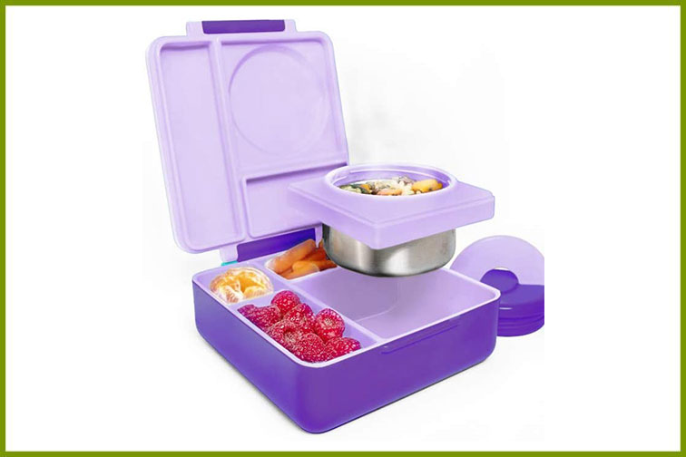 OmieBox Lunch Box; Courtesy of Amazon