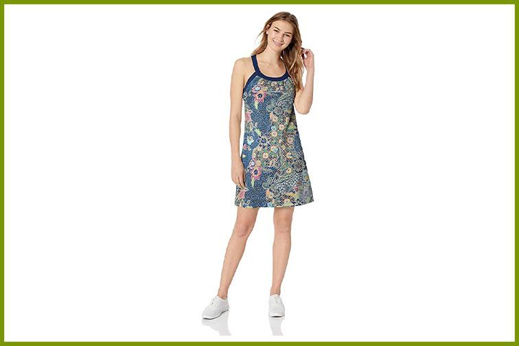 Prana Dress; Courtesy of Amazon