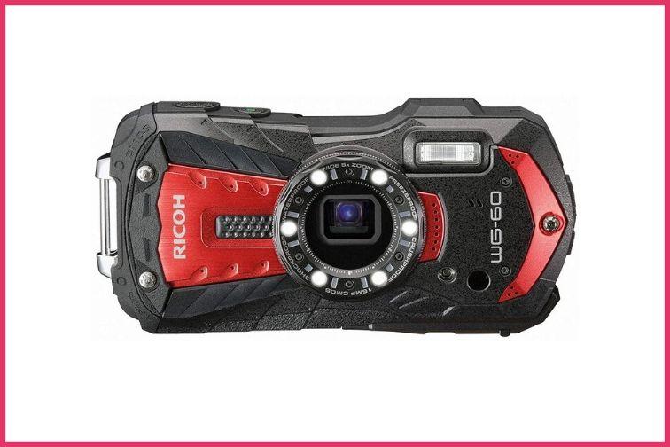 Ricoh Camera; Courtesy of Amazon