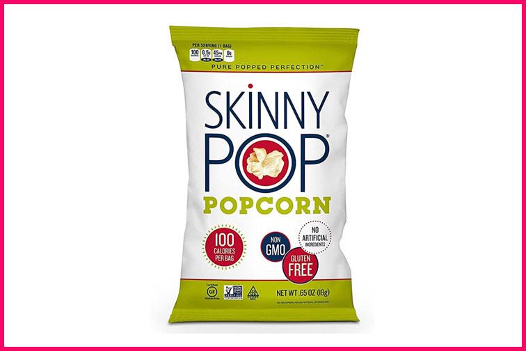 Skinny Pop Popcorn; Courtesy of Amazon