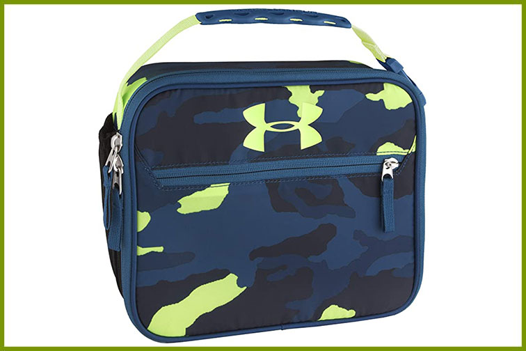 Under Armour Lunch Box; Courtesy of Amazon