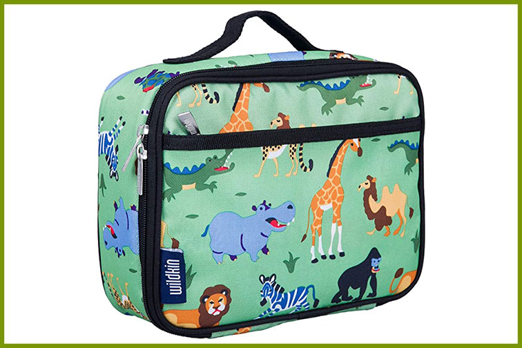 Wildkin Lunch Box; Courtesy of Amazon