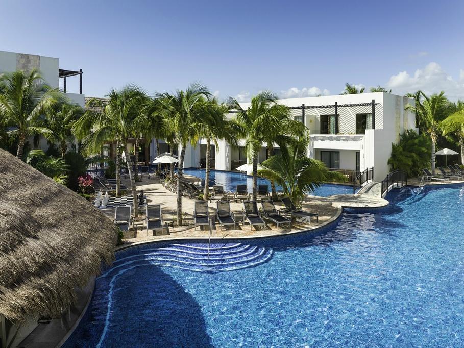 Azul Beach Resort Riviera Maya