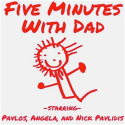 five minutes with dad podcast