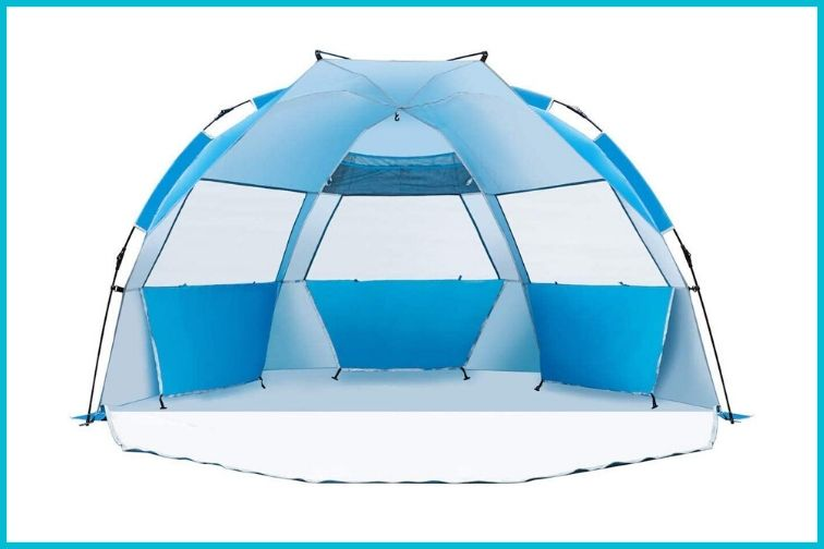 iCorer Beach Tent; Courtesy of Amazon