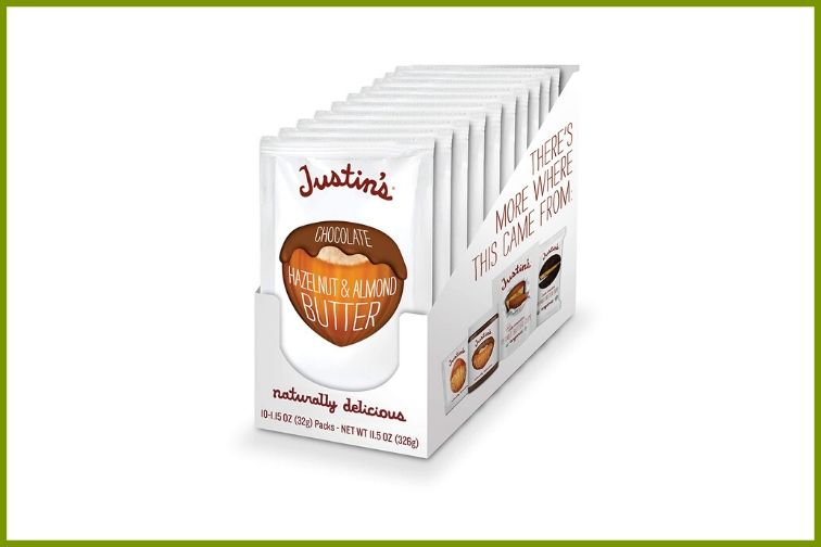 Jason's Hazelnut and Almond Butter