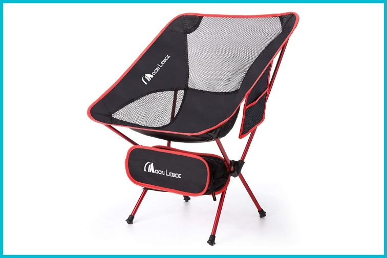 Moon Lence Outdoor Ultralight Portable Folding Camp Chairs