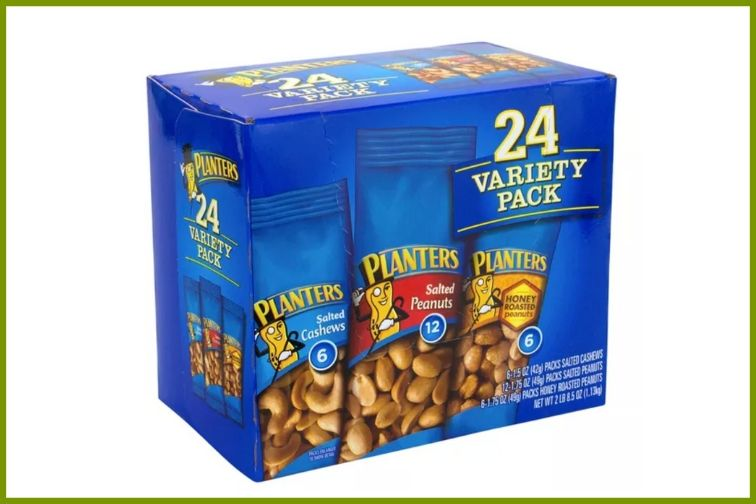 Planters Variety Pack of Nuts