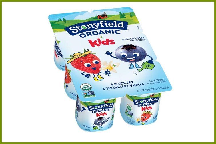 Sonyfield Yogurt