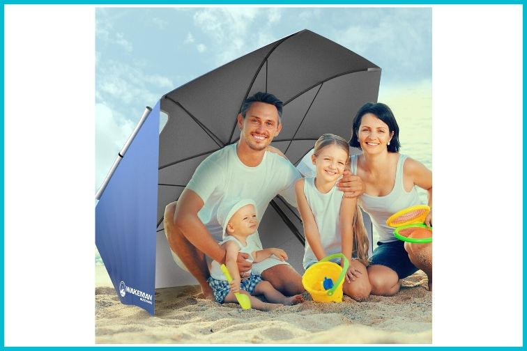 Wakeman Outdoor Umbrella