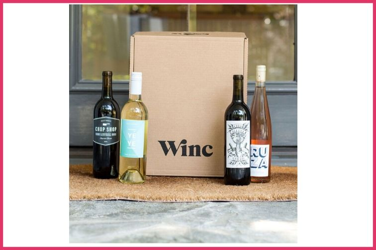 Winc Subscription Box