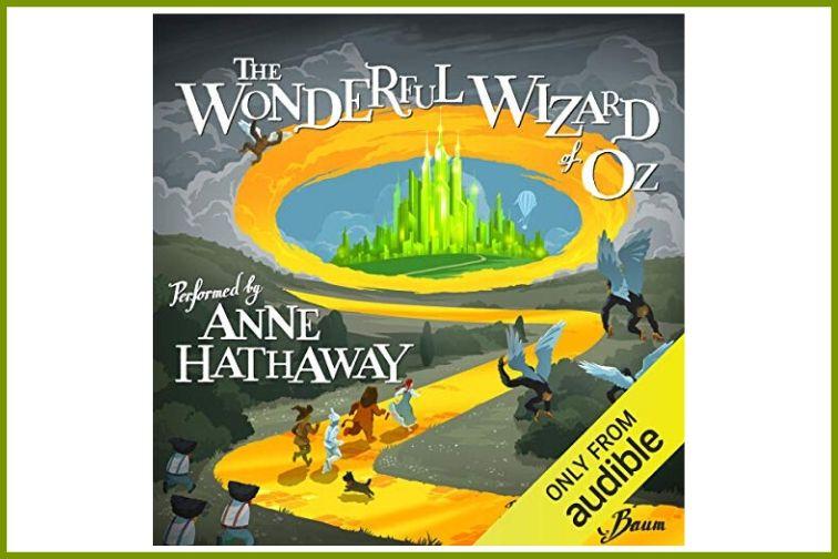 Wizard of Oz; Courtesy of Amazon