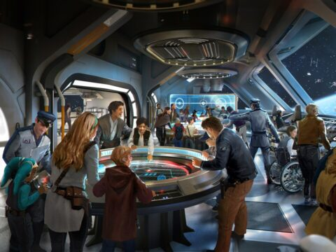 Disney's New Star Wars: Galactic Starcruiser Hotel Looks Out of This World