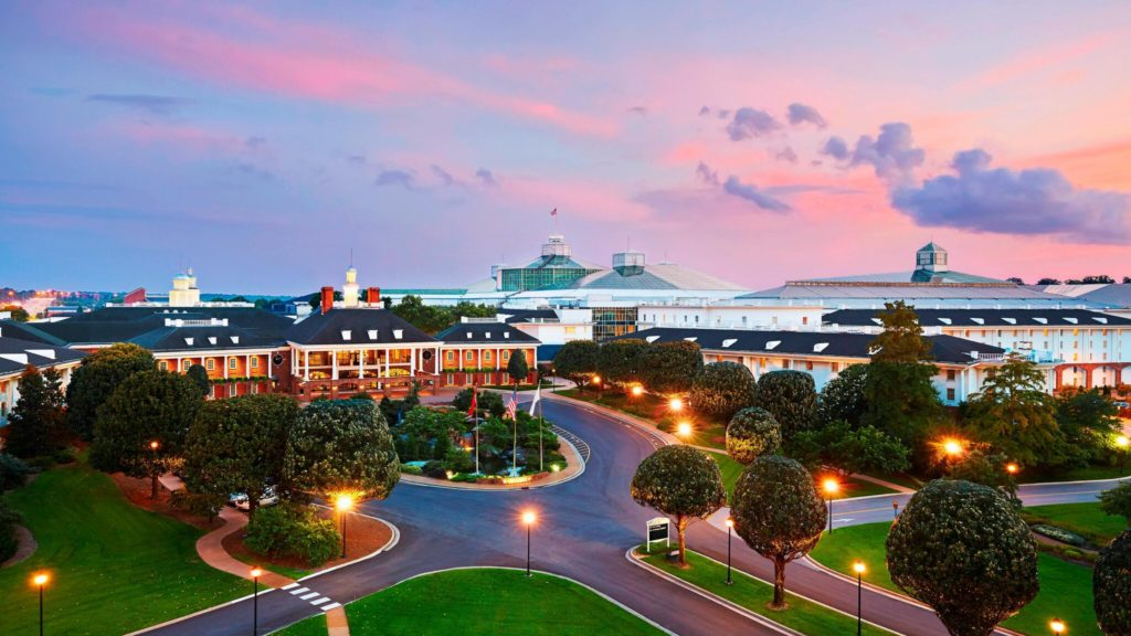 Gaylord Opryland Resort & Convention Center in Nashville, TN