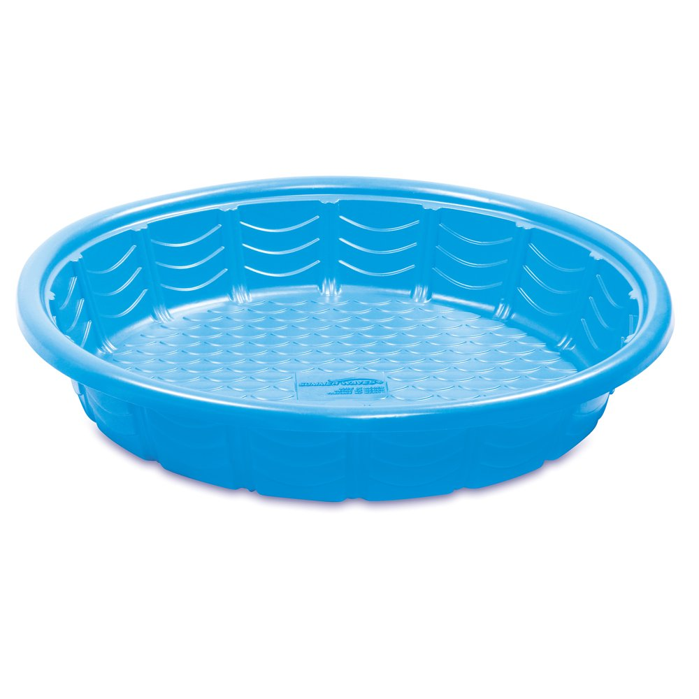Summer Waves 45 Inch Round Plastic Wading Pool