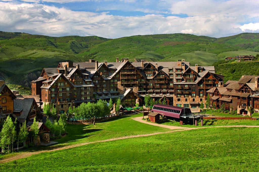 The Ritz-Carlton, Bachelor Gulch in Colorado