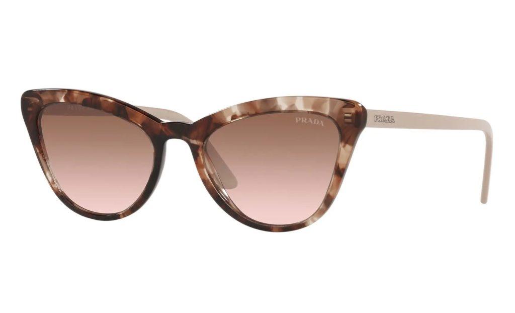 56mm Gradient Cat Eye Sunglasses
