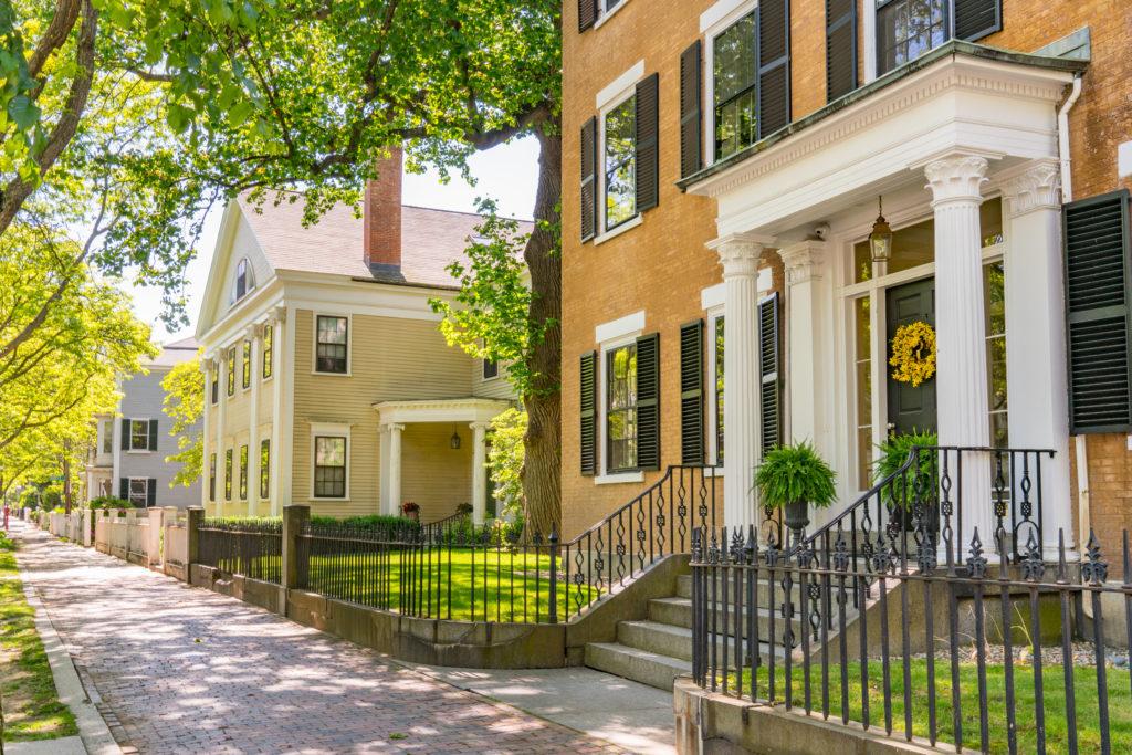 Historic houses in Salem, Massachusetts