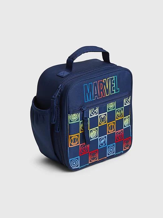 Kids Marvel Recycled Polyester Lunchbag