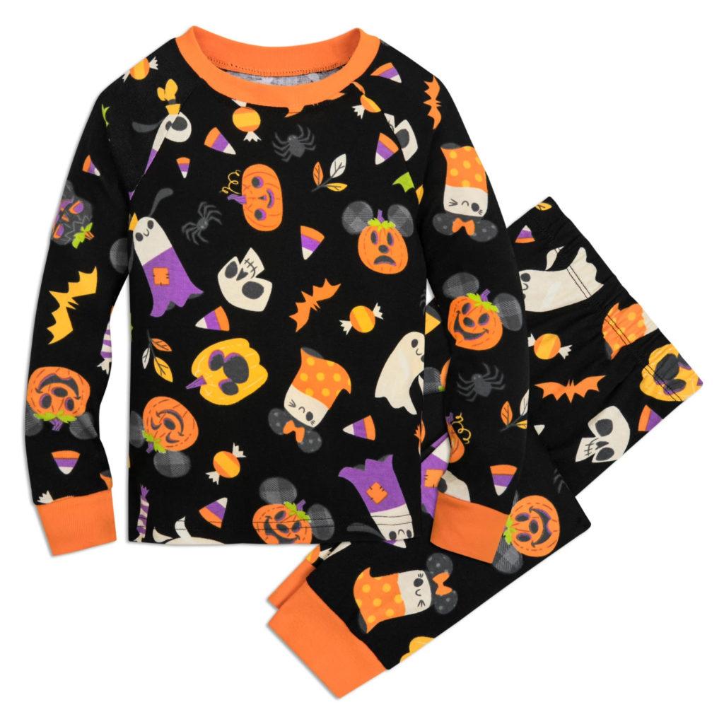 Mickey Mouse Halloween Pajamas