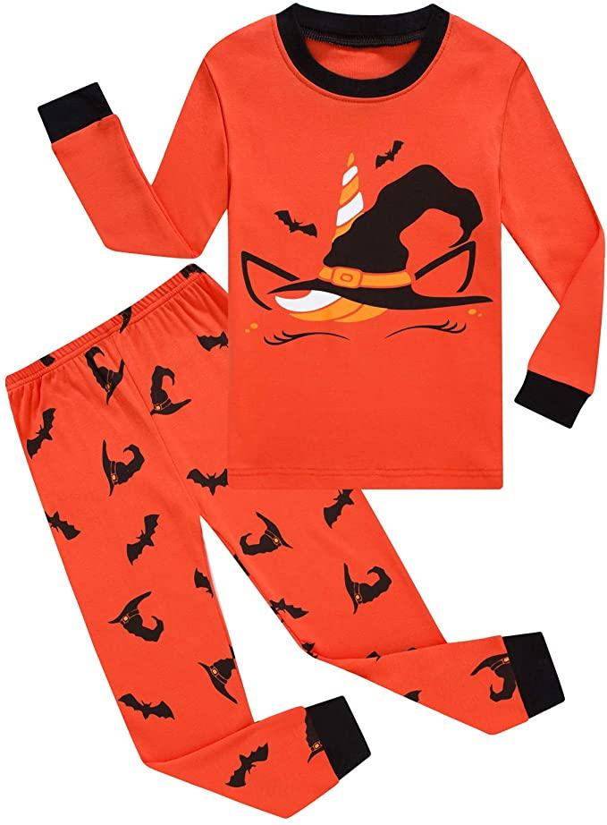 Kids Witch Pajamas