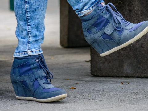Meta Data Shoes!